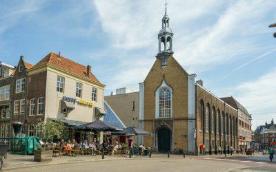 Visbrug te Dordrecht
