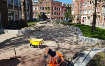 Raamovereenkomst bestratingswerkzaamheden Rotterdam